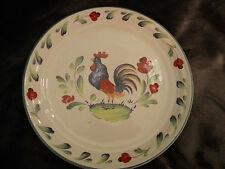 """International Tableworks PROVENCE 33 Rooster Salad Plate 7 3/4""""/EXCELLENT"""