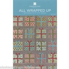 Quilt Pattern ~ ALL WRAPPED UP ~ by Missouri Star Quilt Co.