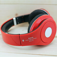 Cuffie Bluetooth cuffia Wireless MP3 VIVAVOCE FM RADIO SD Iphone IPOD AURICOLARE