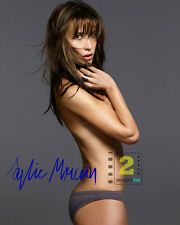 "Sophie Marceau 8"" x 10"" Sexy Signed Color PHOTO REPRINT"