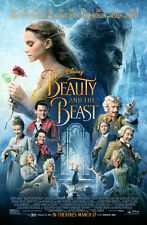 "beauty and the beast Movie  - 11"" x 17""  - Poster"