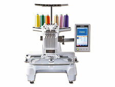 Demo Machine Brother - PR-655 ENTREPENEUR 6 Needle Embroidery Sold As-is PR655.
