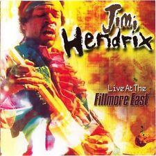JIMI HENDRIX LIVE AT FILLMORE EAST (1999) DVD MUSIC
