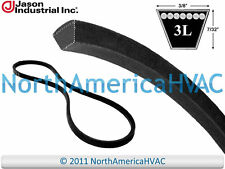 "NEW VBelt FHP V-Belt 3L 3L340 Industrial Grade 3/8"" x 34"" HVAC Lawn Mower Auto"