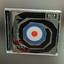 The Mod Scene - The Quik, Hispter Image, Steve Aldo, The Score - music cd album