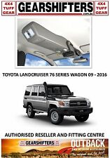 OUTBACK ACCESSORIES ROOF CONSOLES TOYOTA LANDCRUISER WAGON 76 SERIES 09 - 2016