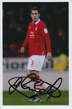 NOTTINGHAM FOREST HAND SIGNED GREG CUNNINGHAM 6X4 PHOTO 2.
