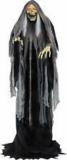 LIFE SIZE Animated Talking-RISING BOG REAPER DEMON-Haunted House Prop Decoration
