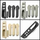 Interior Door Grab Handle Cover Switch Bezel Set For VW Jetta Golf Bora MK4 New