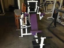 Magnum Plate Loaded Abdominal. Commercial Gym Equipment