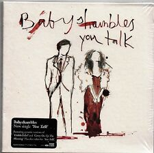 Babyshambles-You Talk (Peter Doherty) CD MAXI NUOVO + OVP!