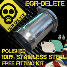 EGR REMOVAL KIT blanking plate Ford TRANSIT  Mondeo 2.0 2.2 2.4 TDCi  Bypass