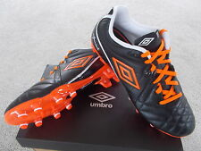 UMBRO SPECIALI 4 PRO HG FOOTBALL BOOTS UK8.5 EU43 MOULDED STUD HARD GROUND