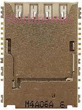 SD SIM Conector Tarjeta Lector Memory Reader Connector Samsung Galaxy S3 Neo