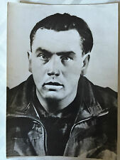 ww2 photo press   Christian Lindemans German Intelligence agent  king kong)67