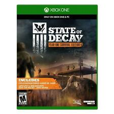 State of Decay Year One survival Edition Xbox one  NEW