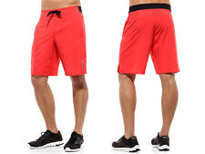 Men's Reebok Crossfit ONE Boardshort 1 Shorts Workout  - XXL red