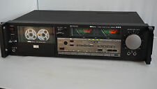 AIWA AD-M800 stereo cassette deck 3head, auto calibration,remote control,manual
