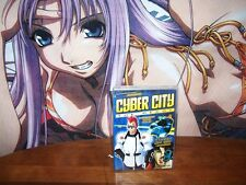 Cyber City The Decoy - BRAND NEW - Overstock item - Saw Cut on Spine - Anime DVD