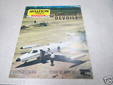 AVIATION MAGAZINE N° 405 1964 Farnborough Concorde Hovercraft Lear Jet Mu-2*