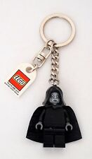 LEGO Harry Potter Death Eater Minifig Keychain Keyring NEW