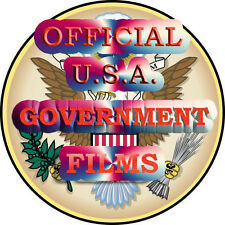 NEW WORLD VINTAGE USA GOVERNMENT FILM DVD