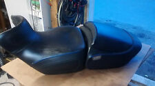 BMW R1100RS Corbin Seat with passenger back rest flip up!