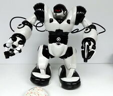 WowWee Robotics ROBOSAPIEN Toy Robot 2004 Remote Tested and Working