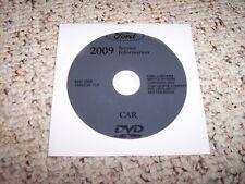 2009 Lincoln MKS Shop Service Repair Manual DVD 3.7L V6 AWD