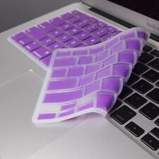 PURPLE Keyboard Cover Skin Protector for Macbook Air 13