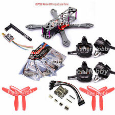 REPTILE Martian 230MM Quadcopter Frame (4mm arm) Naze32 Rev6 6DOF 12A ESC TS5828