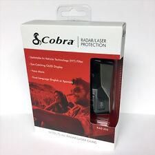 COBRA RAD 450 Radar / Laser Protection Detects all Radar / Laser Guns RAD450