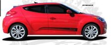 For: HYUNDAI VELOSTER; EE1932 Graphics Kit Decals Emblems Trim 2012-2017