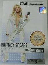 Britney Spears - Live from Las Vegas DVD ( brand new )