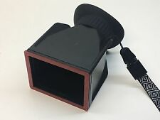 "Cinematics 4:3 Camera Viewfinder for 3"" LCD Screens - 2.5X Zoom"