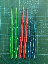 MG Gundam weapon Effeft Color Saber 6 pieces (weapon only)