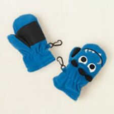 New Childrens Place Kids Gloves Boys 6 to 18 Months Monster Blue Mittens