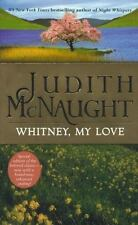 Whitney, My Love by Judith McNaught (2000, Paperback, Reprint) DD1818