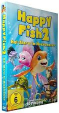 Mark A.Z. Dippe - Happy Fish 2 - Hai-Alarm im Hochwasser (OVP)