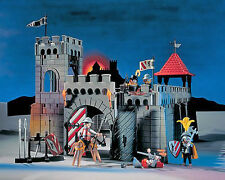 Playmobil 3667 Vintage Medieval Small Castle NEW MISB (Factory Sealed)