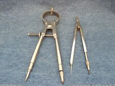 2 Engineering Compass Drafting Mechanical Drawing Tools 1 By Fullerton Germany