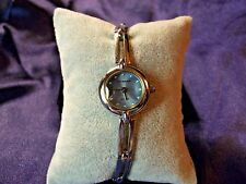 Woman's Claremont Watch with Blue Face  **Nice** B29-636