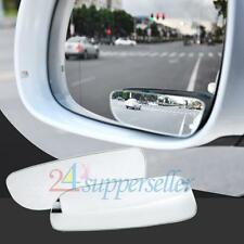 "2PCS 2"" Car Wide Angle Convex Car Blind Spot Mirror Stick-On Side View Rearview"