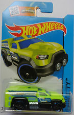 2015 Hot Wheels HW CITY Rescue Duty 46/250 (Green Version)(Int. Card)