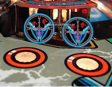 ***LOWER PRICE FOR 2016** *Demolition Man Pinball  Cushioned Target Armour