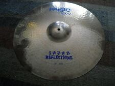 """20"""" Paiste 2000 Sound Reflections Ride Cymbal 2002 alloy reflector 2300g"""