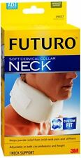 FUTURO Soft Cervical Collar Neck, Adjustable 1 ea (Pack of 4)