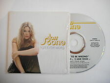 JOSS STONE : RIGHT TO BE WRONG ( 2 VERSIONS ) [ CD SINGLE ] ~ PORT GRATUIT !