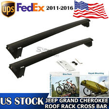 Roof Rack Cross Bars Bike OEM 82212072AC Fit For Jeep Grand Cherokee 2011-2016