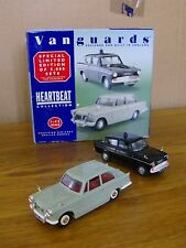 Lledo Vanguards Heartbeat Collection 1:43 Scale Models HB1002